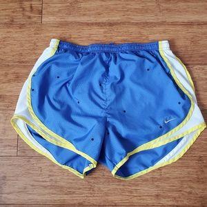 NIKE Dri-Fit Shorts Blue w/ Built in Panty